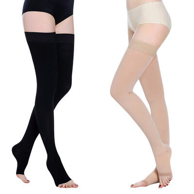 Compression Socks 23-32 mmHg for Men & Women - Best Stockings for Varicose Veins