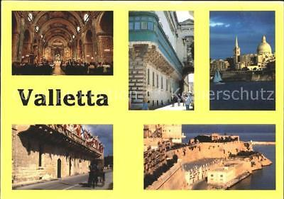 71820953 Valletta St. Johns Co Cathedral Palace Balcony Marsomxett Harbour Vall