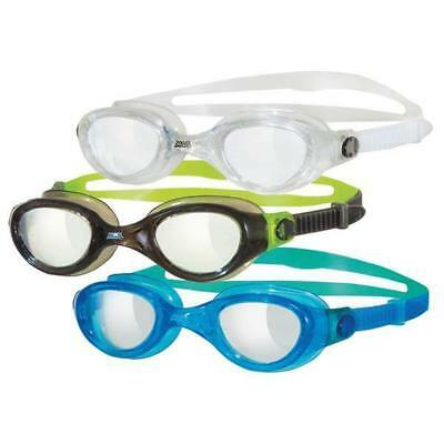 Zoggs Phantom Swimming Goggles Universal Size  Anti Fog UV Protection