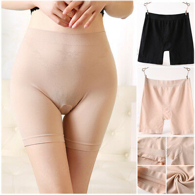 Ladies Safety Lace Underwear Women's Cotton Crotch Hipster Seamless Underpants