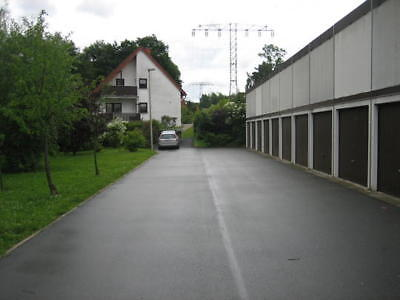 Immobilie, moderne Garage in Zwickau,