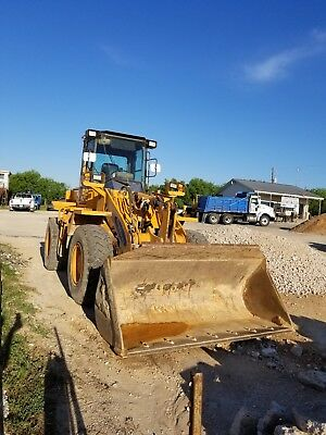Samsung Wheel Loader  SL-120-2