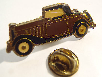Pin's Voiture Ancienne