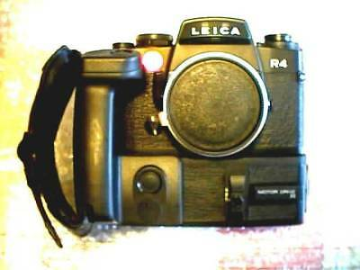 LEICA R-4 with Motor Drive