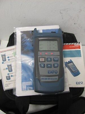 EXFO PPM-350C-VZ1 PON POWER METER w/ CASE
