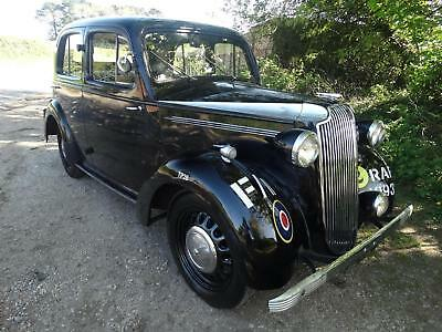 1938 VAUXHALL 10 4 4 DOOR SALOON[ super original example]