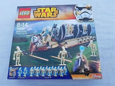 LEGO STAR Wars 75086 Battle Droid Troop Carrier NEW & Unopened with ...