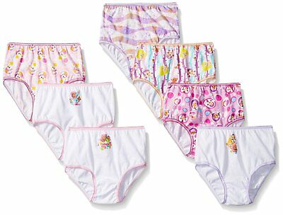 Handcraft Bubble Guppies Toddler Girls 2T-6T 7 Pack Brief