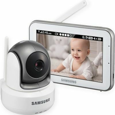 Samsung SEW-3043W Wireless Touch Screen Baby Monitor and Camera