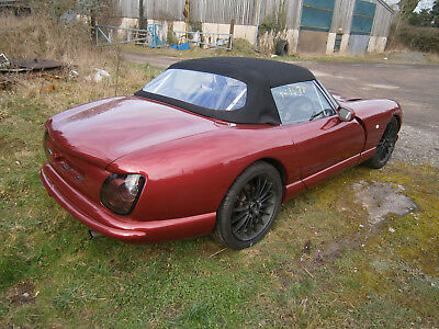 TVR Cerbera 4.2  - TVR 450SE - TVR Chimera 500HC 500 - 3 cars for sale