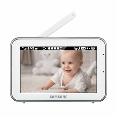 Samsung SEW-3043W Wireless Touch Screen Baby  Monitor Only