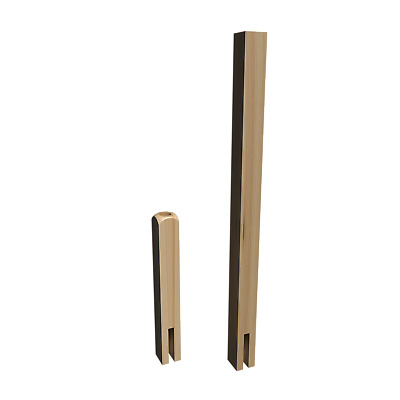 KwikStairs Newel Post - Select Timber and Size