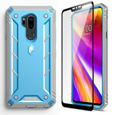 size 40 f29ff ff907 FOR LG G7 ThinQ / LG G7 Case [360° Protective] Premium Shockproof ...