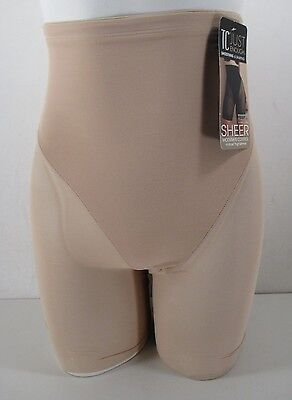 b4cd395fe89e1 NWT WOMENS TC Fine Intimates A405 No Ride Wonderful Edge Brief Panty ...