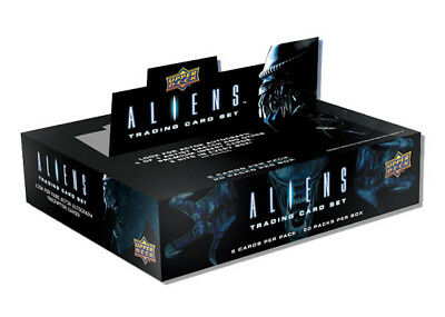 2018 Upper Deck Aliens Trading Cards Hobby Box New/Sealed NOW SHIPPING