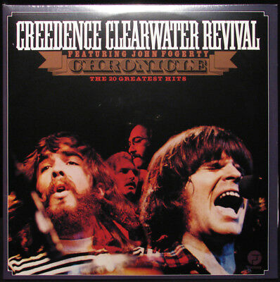 Creedence Clearwater Revival Chronicle 20 Greatest Hits CCR - Vinyl Record Album