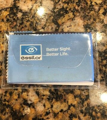 Essilor Blue Cleaning Cloth