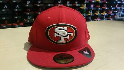 on sale 530f8 513e5 New Era NFL San Francisco 49ers Team Red Neo 59Fifty Fitted Cap NewEra Hat