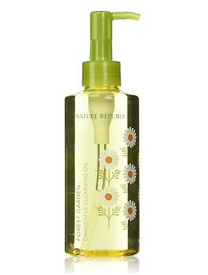 Nature Republic Forest Garden Cleansing Oil, Chamomile, 200ml / 6.76 fl.oz