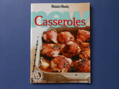 *like New* The Australian Women's Weekly - New Casseroles (One Pot, Slow Cooker)