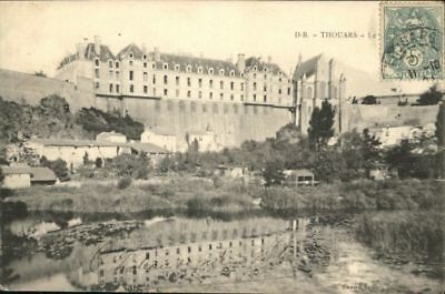10797879 Thouars_ Deux-Sevres Thouars Chateau x