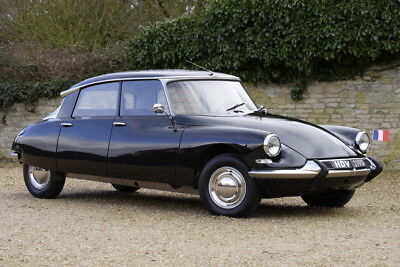 1966 Citroen DS21. French Government Diplomats Car. Outstanding Condition