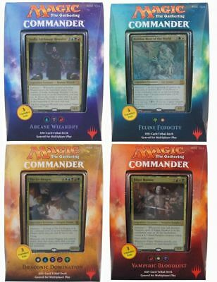 Magic the Gathering Commander 2017 Deck englisch