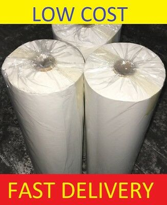 10 Cheap White Wrapping Paper Rolls 500Mm X 240M Packaging Kraft Moving Large