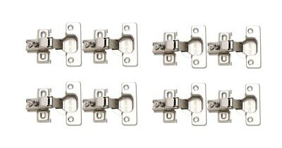 Woodstock D3139 105-Degree Face Frame Hinge-Overlay-8 Hinges