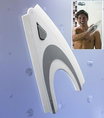 Shower Squeegee for Curved Shower Screens Squegee Squgee Glass Cleaner Car Bath