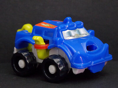BPZ Verzamelingen Jouet kinder Sprinty voiture friction FT051-B France 2013 Verrassingseieren