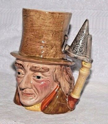 BESWICK Little Nell's Grandfather 2031 Character Toby Mug Doulton STAFFORDSHIRE