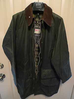 Barbour- A123  Gamefair Waxed Cotton Jacket With Barbour Repairs-Made In Uk-36