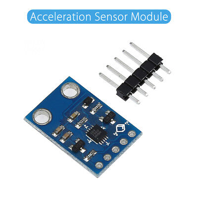 MMA7660 3 Axis Accelerometer Sensor Digital Output Module Practical For Arduino