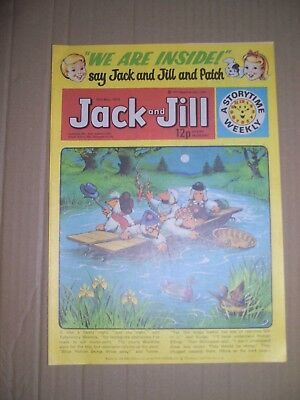 Jack and Jill issue dated May 12 1979
