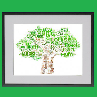 family tree words