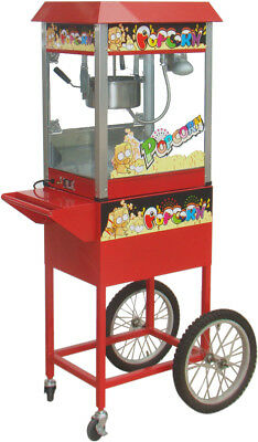 New Popcorn Machine Cart Stand Cycle (Machine Not Including)