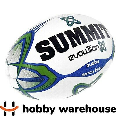 Summit Evolution Rugby Union Ball - Size 5