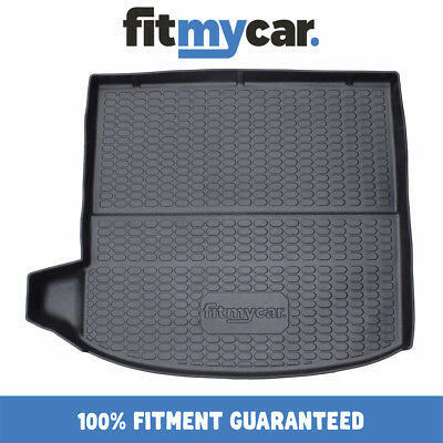 Boot Liner For Ford Everest SUV 2015-Current Rubber Cargo Liner Mat