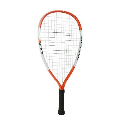 NEW Grays GRX 200 Racquetball Racquet Orange/White from Rebel Sport