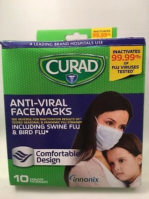 curad disposable mask
