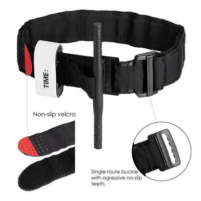 Tourniquet Rapid One Hand Application Emergency Outdoor Buckle First Aid Kit