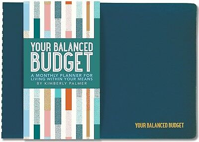 Monthly Bill Organizer Budget Book Expense Money Tracker Tool Categories Planner