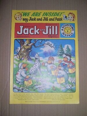 Jack and Jill issue dated February 10 1979