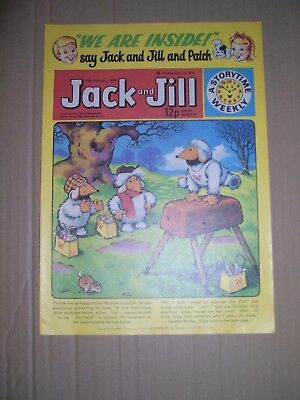 Jack and Jill issue dated February 17 1979