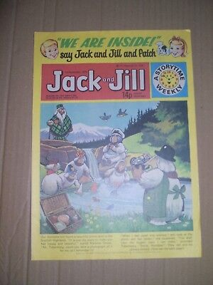 Jack and Jill issue dated September 1 1979