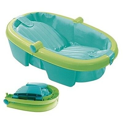 Summer Infant Newborn To Toddler Fold Away Baby Bath