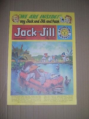 Jack and Jill issue dated September 15 1979