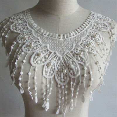 tassel clothing lace collar clothing applique accessory YL131