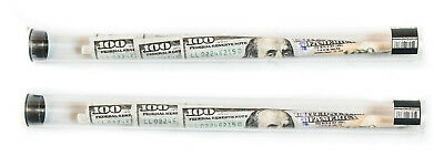 Empire Rolling $100 Bill Benny Pre- Rolled Cones 2 Tubes of 3 Free U.S. Shipping
